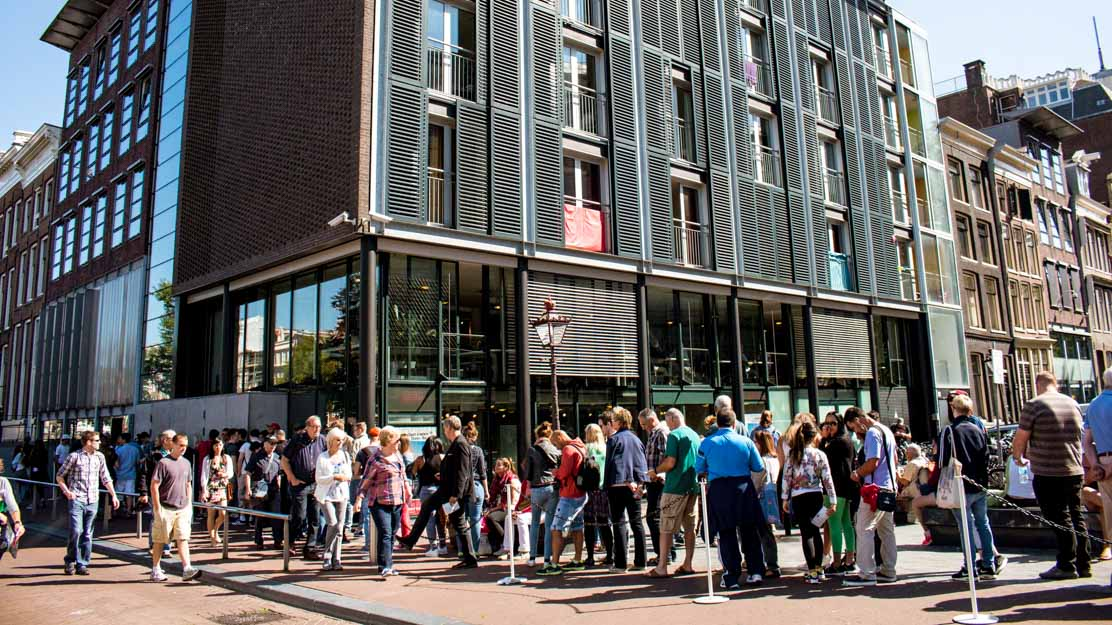 Canal Tours Amsterdam Anne Frank House